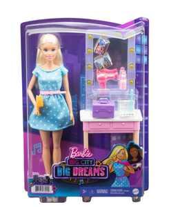 Big City Big Dreams Vanity Doll and Play Set, 8 Piece