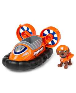 Zuma's Hovercraft Vehicle with Collectible Figure for Kids Aged 3 and Up