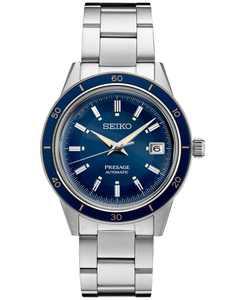 Men's Automatic Presage Stainless Steel Bracelet Watch 41mm