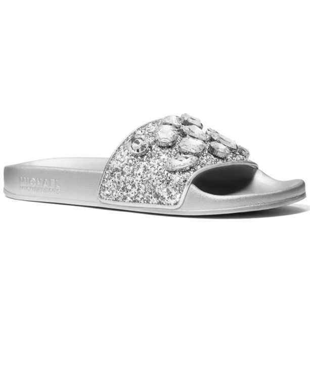 Women's Gilmore Rhinestone Sparkly Slide Sandals