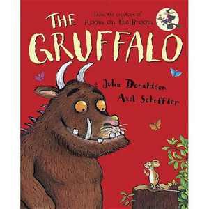 The Gruffalo (Reprint) (Paperback) by Julia Donaldson