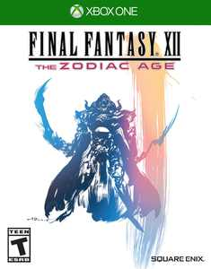 Final Fantasy XII: The Zodiac Age, Square Enix, Xbox One, 662248921990