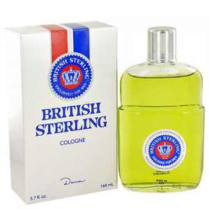 British Sterling by Dana 5.7 oz Cologne for men