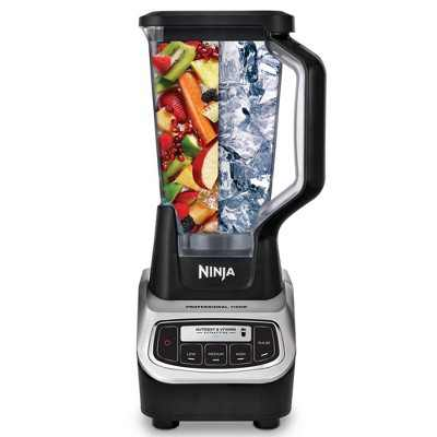 Ninja Professional Blender & Nutri Ninja Cups BL621