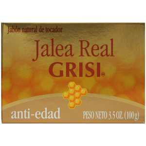 Royal Jelly Grisi Natural Anti Aging Herbal Soap 3.5 Oz.