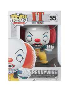 Funko Reaction! Movies, Pennywise