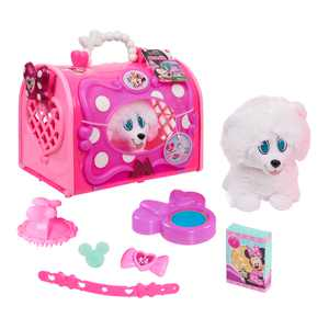Minnie's Happy Helpers Pet Carrier, Ages 3 +
