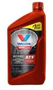 Valvoline MaxLife Multi-Vehicle Full Synthetic Automatic Transmission Fluid (ATF) 1 QT