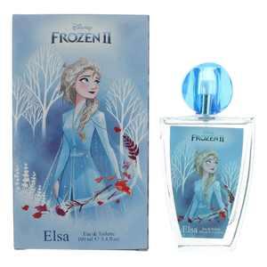 Frozen II Elsa by Disney, 3.4 oz EDT Spray for Girls