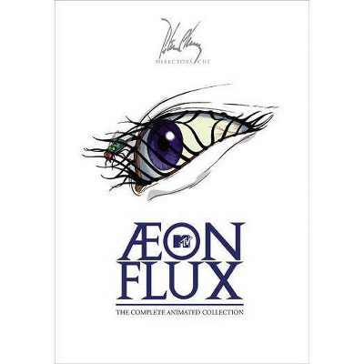 Aeon Flux: The Complete Animated Collection (DVD)(2005)