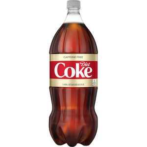 Diet Coke Caffeine-Free Bottle, 2 Liters