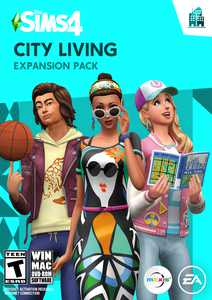 The Sims 4 City Living Expansion Pack, PC Software