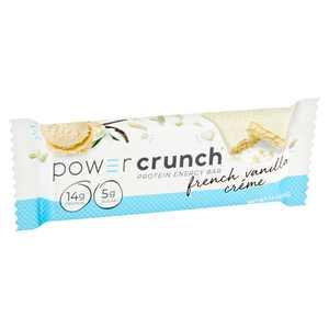 Power Crunch Original Protein Energy Bar French Vanilla Crme, 1.4 oz
