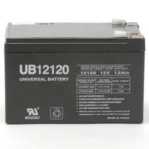 UB12120 F2 Kid Trax 12 Volt 12 AH Rechargeable Replacement Battery