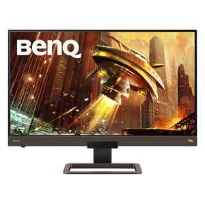 "BenQ 27"" 1440p HDRi USB-C HDMI DisplayPort 144Hz 5ms QHD IPS FreeSync Monitor w/remote control - EX2780Q (speakers/subwoofer included)"