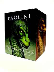 Inheritance Cycle: Inheritance Cycle Boxed Set (Hardcover)