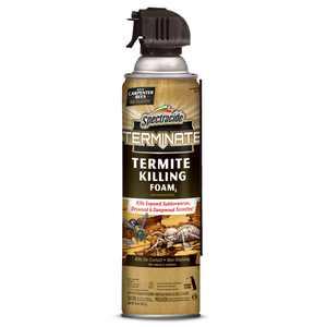 Spectracide Terminate Termite Killing Foam, 16 oz, Kills Termites Indoors and Outside