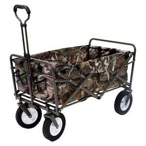 Mac Sports All Terrain Collapsible Wagon – Camo