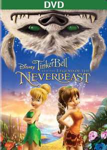 TinkerBell and the Legend of the NeverBeast (DVD)