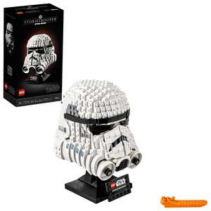 LEGO Star Wars Stormtrooper Helmet 75276 Building Kit; Cool Star Wars Collectible for Adults (647 Pieces)
