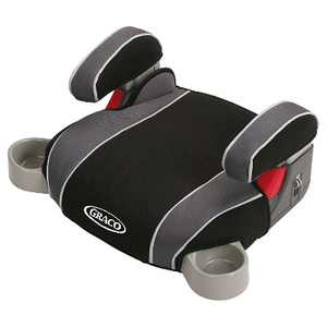 Graco TurboBooster Backless Booster Car Seat