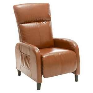 Stratton Recliner Tan - Christopher Knight Home