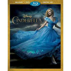 Cinderella (Blu-ray + DVD + Digital)