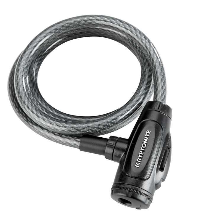 Kryptonite 12mm Key Cable Bicycle Lock