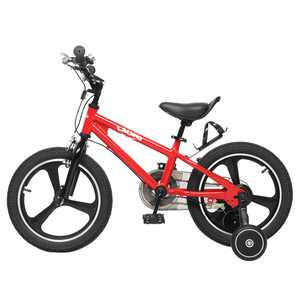 Ktaxon 16 inch Kids Bike Children Bicycle with Training Wheels Red