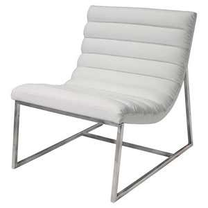 Parisian Sofa Chair White - Christopher Knight Home