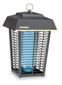 Flowtron 1.5 Acre Gray Hanging Electronic Insect Killer
