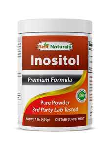 Best Naturals Inositol Pure Powder 1 lb