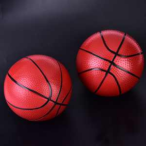 Mgaxyff Basketball for Children,Children Basketball Ball Outdoor/Indoor Sport Inflatable Toy Baby Balloon Balls, Basketball Toy