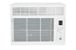 GE Appliances 6,000 BTU 115-Volt Window Air Conditioner with Remote, AHW06LZ, White