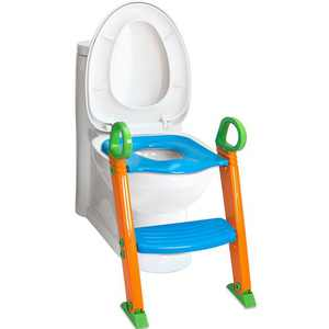 Kazoo Kids Foldable Potty Training Seat with Ladder for Toddlers
