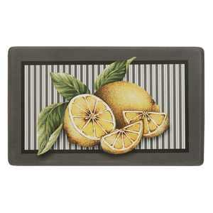 Achim Anti Fatigue Kitchen Mat 18in. x 30in. - Lemon Drop