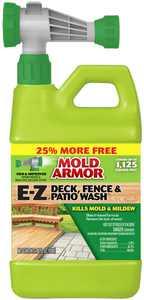 Mold Armor Deck Wash Hose-End Cleaner Bonus Size, 80 oz