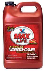 MAXLIFE 719005 Antifreeze Coolant,1 gal.,RTU-offer valid for in store oil change only