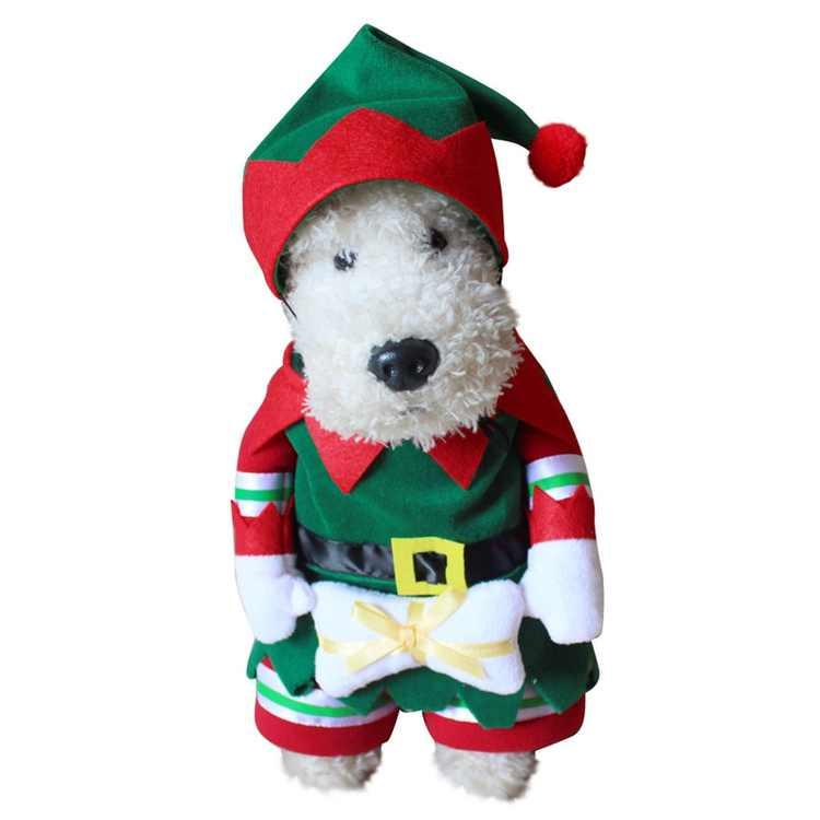 Halloween Pet Dog Winter Clothes Costume Jacket Coat Vest Puppy Cat Sweater S Size:XL