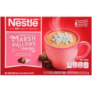 NESTLE Mini Marshmallows Hot Cocoa Mix 4.27 oz.