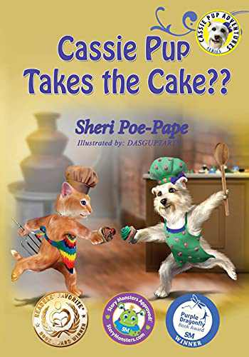 """""""Cassie Pup Takes the Cake??"""" (Cassie's Marvelous Music Lessons (Cassie Pup Books))"""