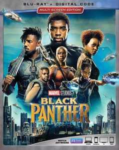 Black Panther (Blu-ray + Digital Copy)