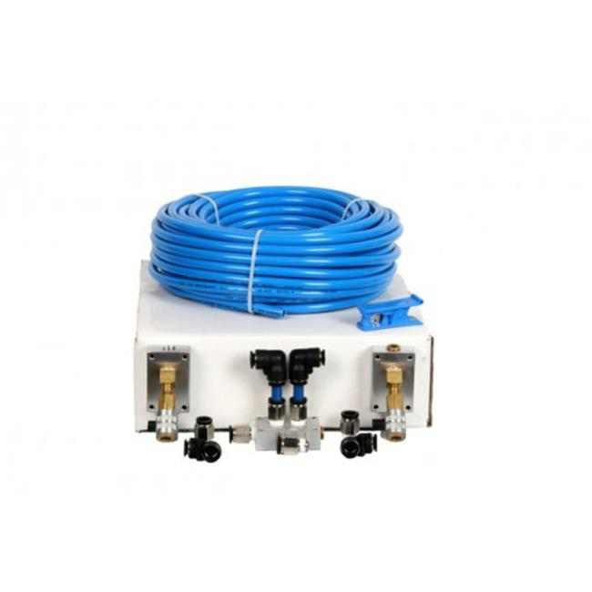 "MaxLine 90500 100 Foot 1/2"" O.D. Semi-Flexible Compressed Air Tubing Master Kit"