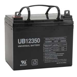 """""""UPG 12V 35AH Jazzy Select GT Power Chair Scooter Battery"""""""