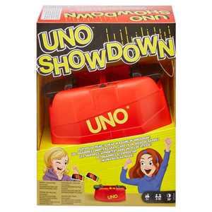 UNO Showdown Family Card Game