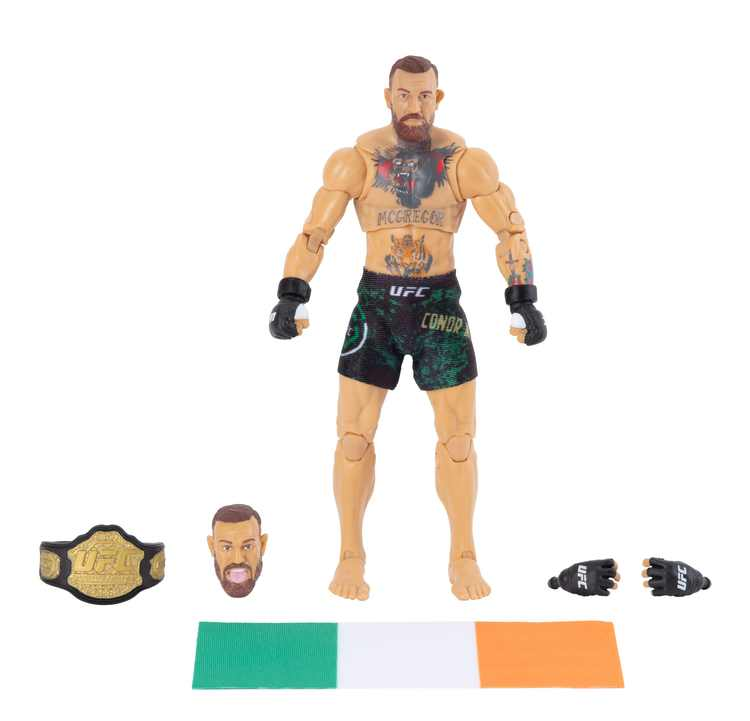 UFC Ultimate Series 2020 Limited Edition Conor McGregor 6IN Collectible Figure