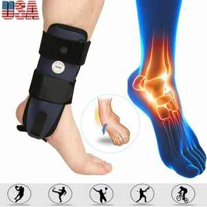 Strong Ankle Brace- Active Ankle Stabilizer Brace Ankle Sprain Support for Men and Women, Sports Brace for Basketball, Soccer, Volleyball, Football & Baseball