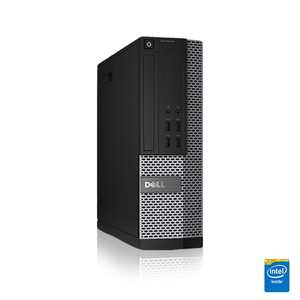 Refurbished - Dell Optiplex Desktop Computer 3.1 GHz Core i5 Tower PC, 6GB, 500GB HDD, Windows 10 Home x64