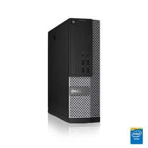 Refurbished - Dell Optiplex Desktop Computer 3.1 GHz Core i5 Tower PC, 6GB, 500GB HDD, Windows 10 Home x64
