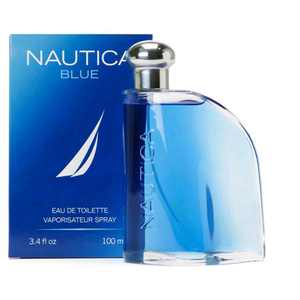 Nautica Blue Cologne, Eau De Toilette Spray For Men, 3.4 Fl Oz